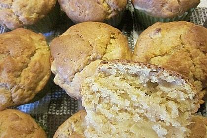 Bratapfel Muffins 12