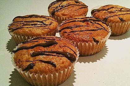 Bratapfel Muffins 4