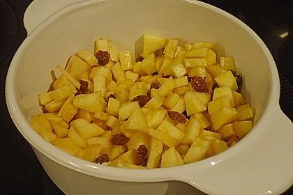 Bratapfel Muffins 14