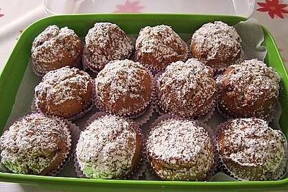 Bratapfel Muffins 3