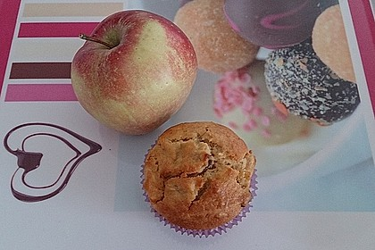 Bratapfel Muffins 2