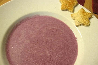 Blaukraut - Cremesuppe 11