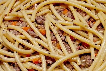 Makkaroni mit Kräuterkruste 5