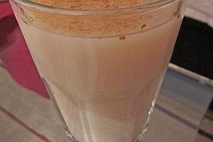 Ingwer - Zimt - Kardamom - Tee mit Milch und Honig 4