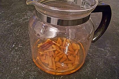 Ingwer - Zimt - Kardamom - Tee mit Milch und Honig 8