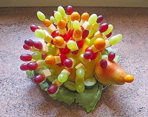 K seigel la mama rezept mit bild von puppe711 - Obst und gemuseplatte fur kindergarten ...