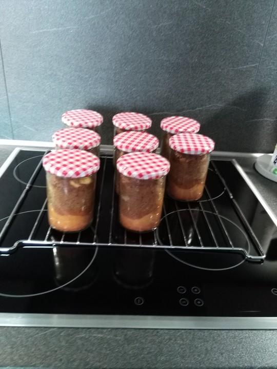 Kuchen Im Glas Von Mandu75 Chefkoch De