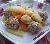 Kohlrabitopf mit Hackfleisch