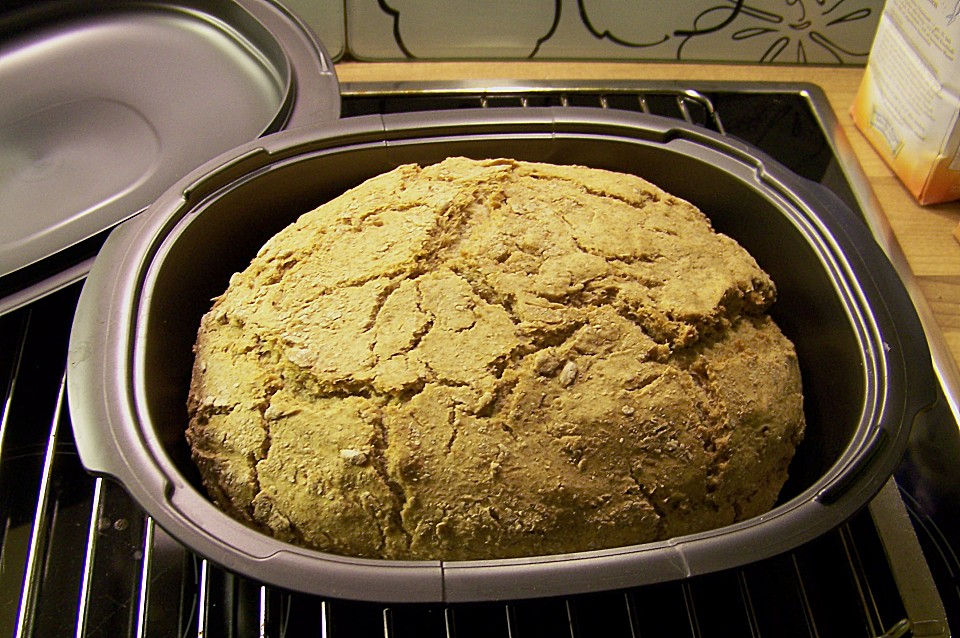Brot backen tupperware rezept