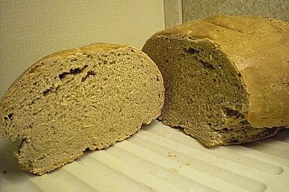 Dinkel - Roggen - Brot 11