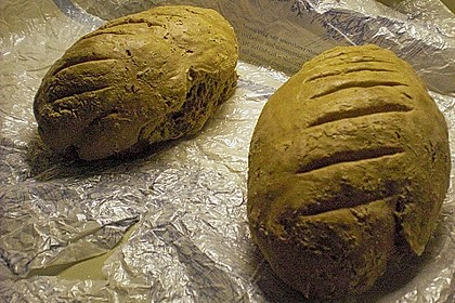 Dinkel - Roggen - Brot 12