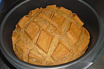 Dinkel - Roggen - Brot 2