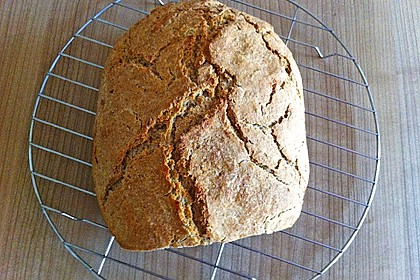 Dinkel - Roggen - Brot 10