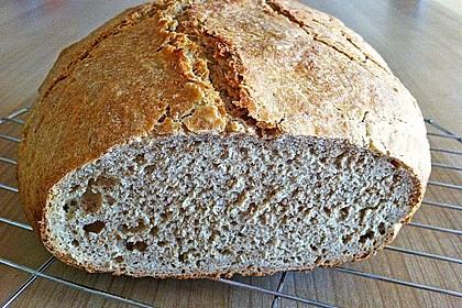 Dinkel - Roggen - Brot 16