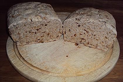 Dinkel - Roggen - Brot 15