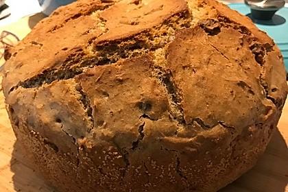 Dinkel - Roggen - Brot 6