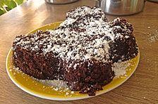 Mikrowellen Brownies