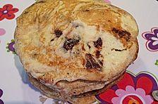Pancakes à la Nini mit Schokoladenstückchen