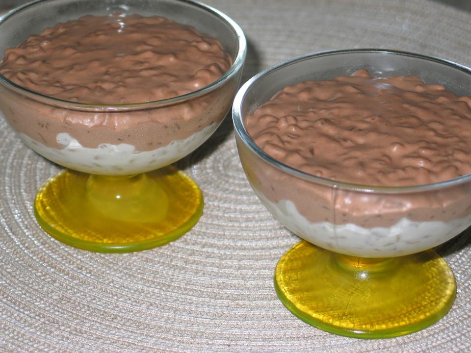 schokoladen dessert rezept mit bild von pat5. Black Bedroom Furniture Sets. Home Design Ideas