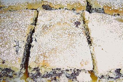 5 Schichten  Kuchenschnitten 2