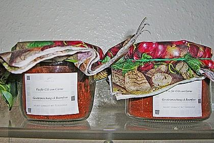 Selbstgemachtes Fix für Chili con Carne 26