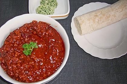 Selbstgemachtes Fix für Chili con Carne 34