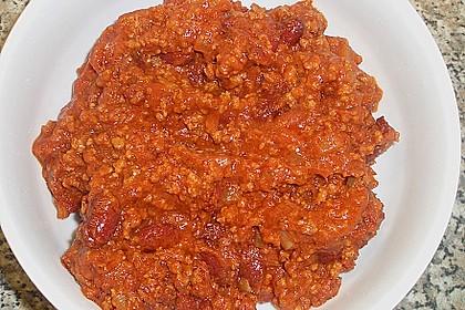 Selbstgemachtes Fix für Chili con Carne 30