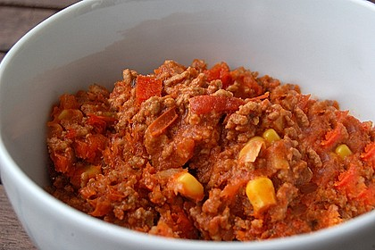 Selbstgemachtes Fix für Chili con Carne 32