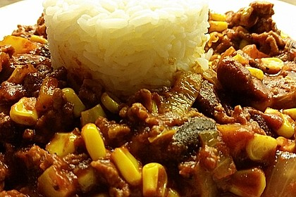 Selbstgemachtes Fix für Chili con Carne 40