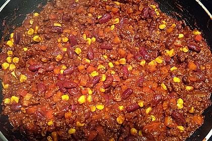 Selbstgemachtes Fix für Chili con Carne 45