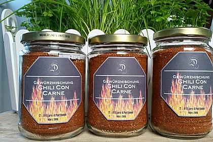 Selbstgemachtes Fix für Chili con Carne 7
