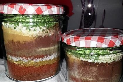 Selbstgemachtes Fix für Chili con Carne