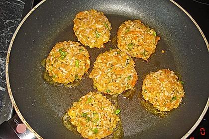 Vegetarische Frikadellen 113