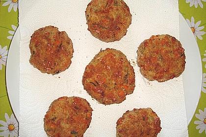 Vegetarische Frikadellen 114