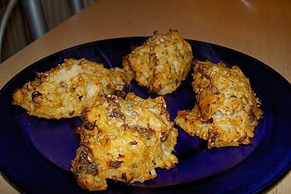 Blumenkohl-Kartoffel-Häufchen 1
