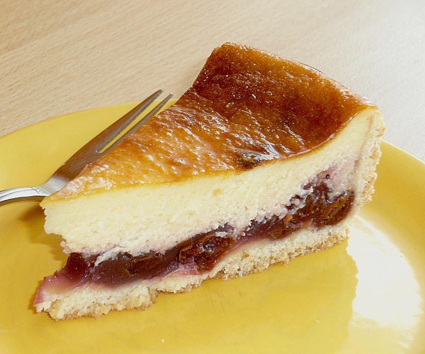 brunch torte mit kirschen rezept mit bild von tina1411. Black Bedroom Furniture Sets. Home Design Ideas