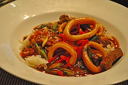 Nüa Pad Kamin - Rindfleisch mit frischer Kurkuma 1