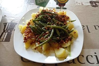 Wallonischer Prinzessbohnen-Salat