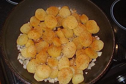 Walloner Prinzessbohnen - Salat 2