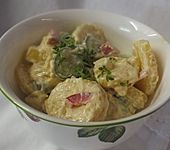 Düsseldorfer Kartoffelsalat