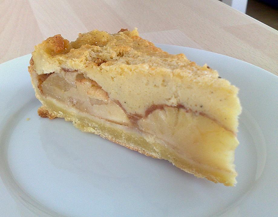 Apple Bread - Pudding Pie (Rezept mit Bild) von kaddistar | Chefkoch ...