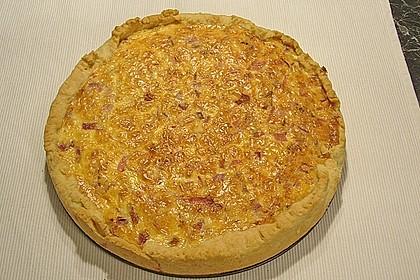 Französischer Schinkenkuchen 5