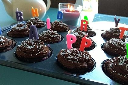 Schoko-Cupcakes 31