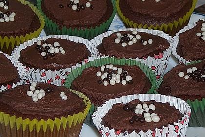 Schoko-Cupcakes 37