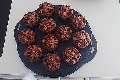 Schoko-Cupcakes 27
