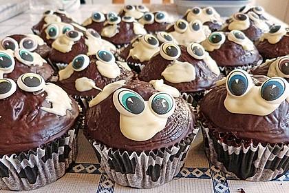Schoko-Cupcakes 36