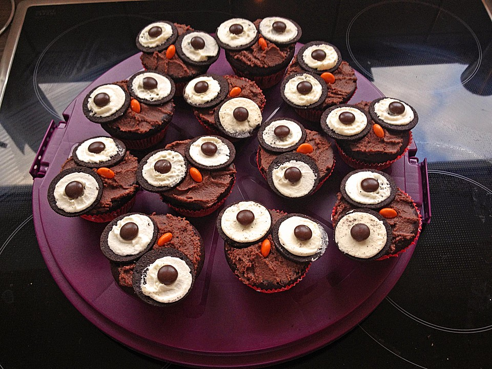 schoko cupcakes rezepte suchen. Black Bedroom Furniture Sets. Home Design Ideas