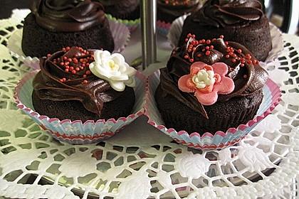 Schoko-Cupcakes 1