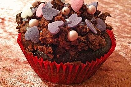 Schoko-Cupcakes 42