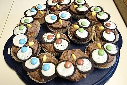 Schoko-Cupcakes 24